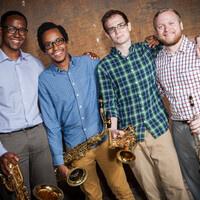 Saxophone Sunday: Kenari Quartet