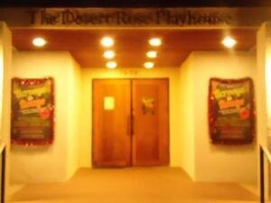Desert Rose Playhouse