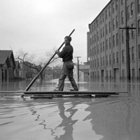 How High The Water Was - The Flood of '37