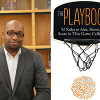 Writers LIVE: Kwame Alexander, The Playbook: 52 Rules to Aim, Shoot, and Score in This Game Called Life