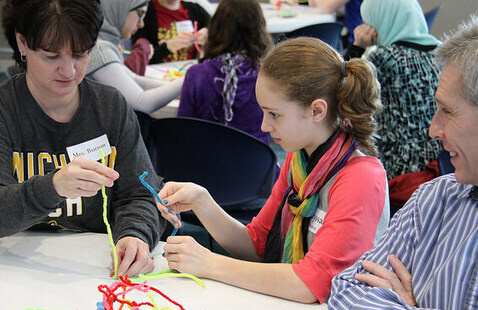 Engineering Exploration Day for Middle and High School Girls