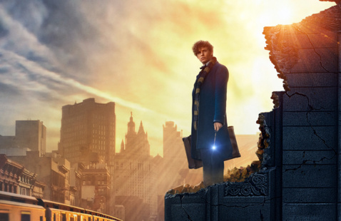 Film Board Presents Fantastic Beasts and Where to Find Them
