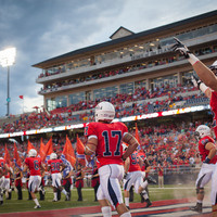 Liberty Flames Football vs Syracuse