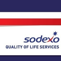 Sodexo Giveaway Table