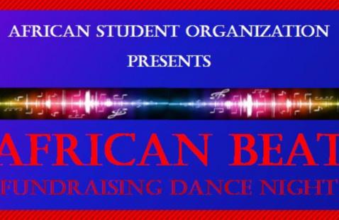African Beat Fundraising Dance Night