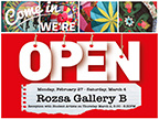 Come In, We're Open Reception