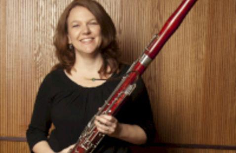 Resident Artist Series - Nicolasa Kuster, bassoon