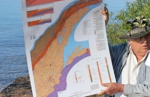 Geotour: Keweenaw Glacial Geology