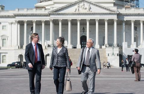 UCSF Advocacy Day in Washington DC