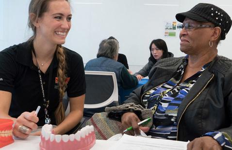 Senior Smiles and Wellness Health Fair