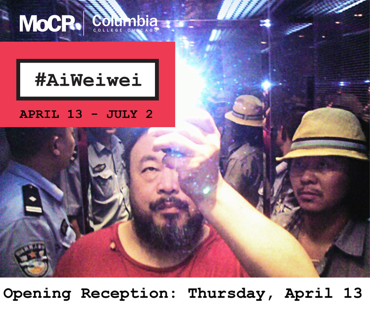 Opening Reception: #AiWeiwei