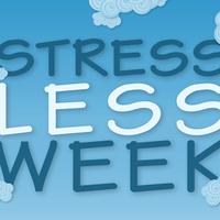 SGC's Stress Less Week