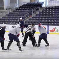 Liberty University Student Hockey