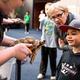 National Aquarium's Animal Encounter
