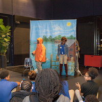 National Aquarium's Student Play and Animal Encounter