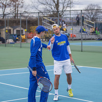 University of Delaware Men's Tennis at Saint Joseph's