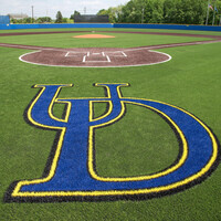 University of Delaware Baseball vs Blue & Gold World Series