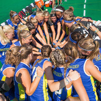 University of Delaware Field Hockey vs Delaware Alumni