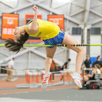 University of Delaware Track & Field - Indoor vs ECAC Indoor