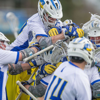 University of Delaware Men's Lacrosse at Denver (Scrimmage)