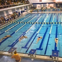 University of Delaware Men's Swimming & Diving at POD Meet