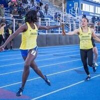 University of Delaware Track & Field - Outdoor vs ECAC Championship Meet