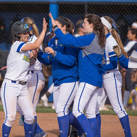 University of Delaware Softball at CAA Tournament