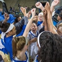 University of Delaware Women's Basketball vs George Mason