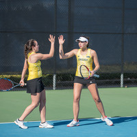 University of Delaware Women's Tennis at Navy