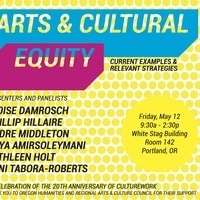 Arts & Cultural Equity: Current Examples and Relevant Strategies