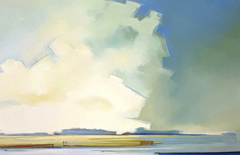 Water's Edge: Paintings by Danielle Clouse Gast