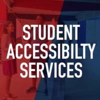 Student Accessibility Services
