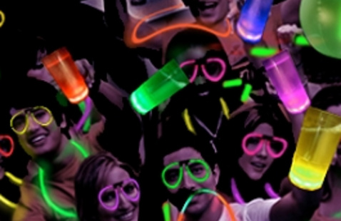 Back to School GLOW Party!
