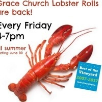 Grace Church Lobster Rolls