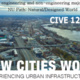 How Cities Work: Experiencing Urban Infrastructure (For engineering and non-engineering majors)