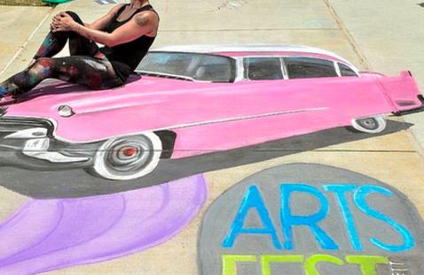 ArtsFest Gwinnett & Chalk Walk