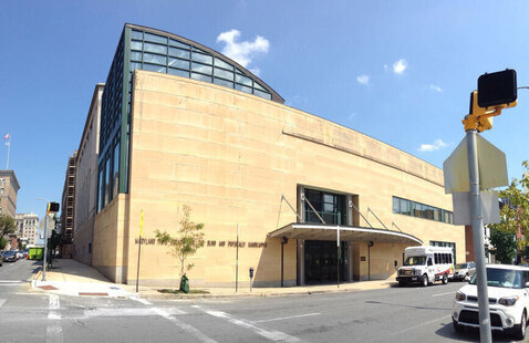 Maryland State Library for the Blind and Print Disabled (LBPD)