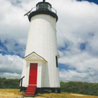 Cape Pogue Light Open House Tour