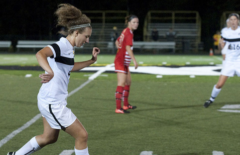 (Women's Soccer) Saginaw Valley State vs. Michigan Tech