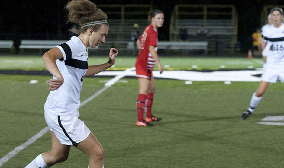 (Women's Soccer) Michigan Tech at Saginaw Valley State