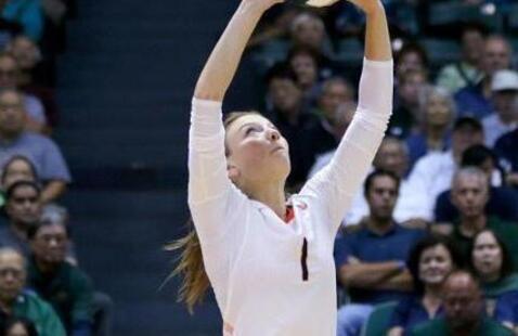 Volleyball vs University of Idaho