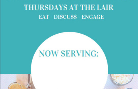 Talk Better Together: Lunch Behind the Lair