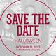Residential Dining Theme Night: Halloween