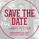 Residential Dining Theme Night: Harry Potter