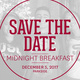 Residential Dining Theme Night: Midnight Breakfast