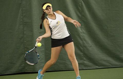 (Women's Tennis) Saginaw Valley State vs. Michigan Tech