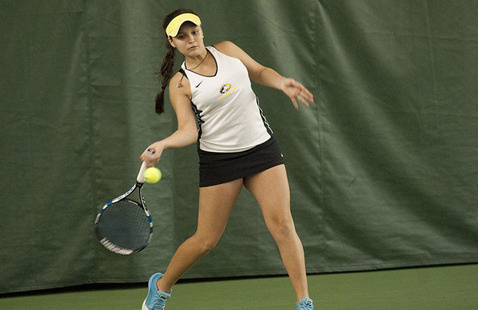 (Women's Tennis) Northwood vs. Michigan Tech