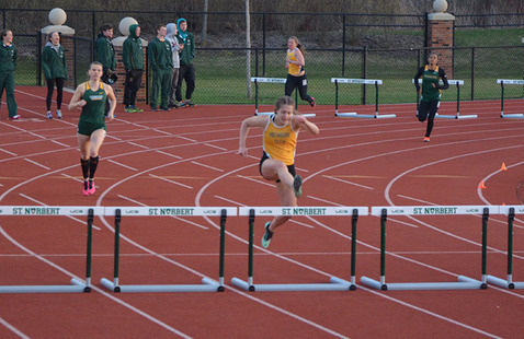 (Outdoor Track and Field) Gina Relays - Hosted by Hillsdale College, Hillsdale, Mich.