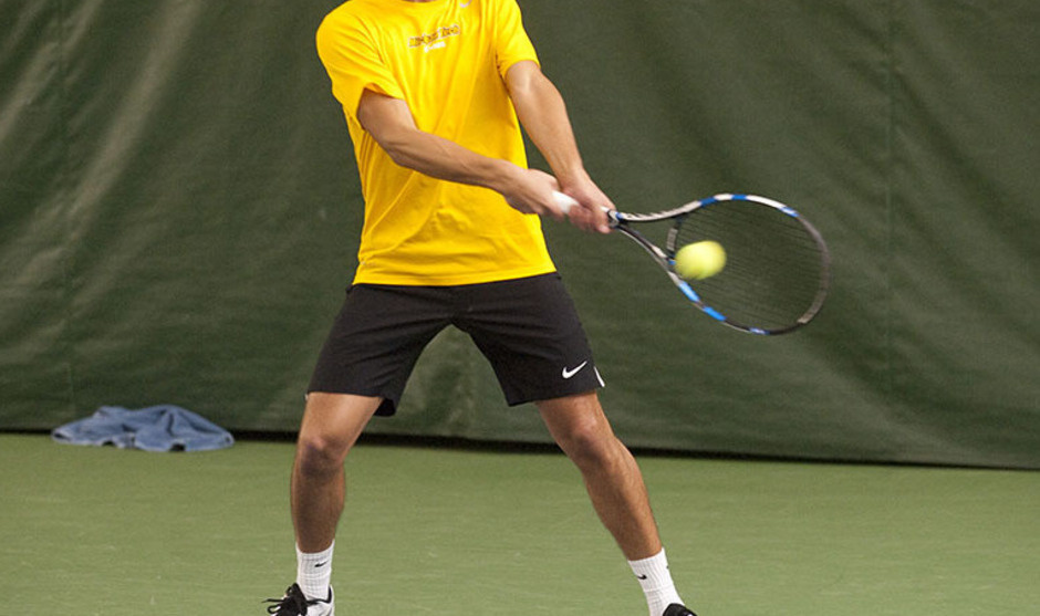 (Men's Tennis) Michigan Tech at Grand Valley State