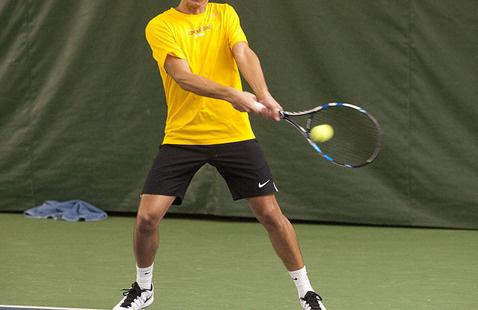 (Men's Tennis) Davenport vs. Michigan Tech